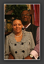 Elder and First Lady Jackson